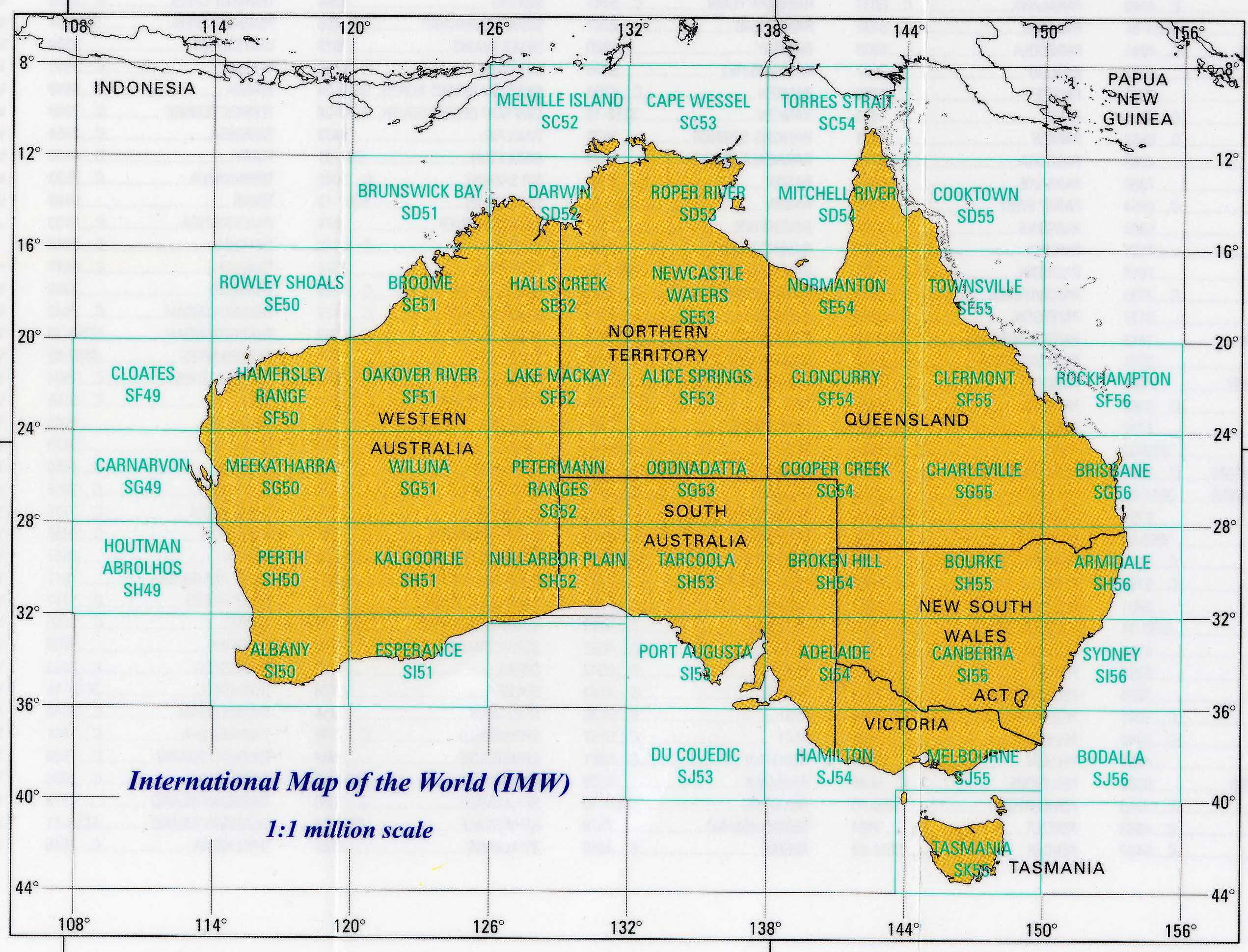 Map Of Australia And Cities.Topographic Maps Intergovernmental Committee On Surveying And Mapping