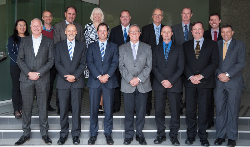 ICSM Committee as at Oct 2015