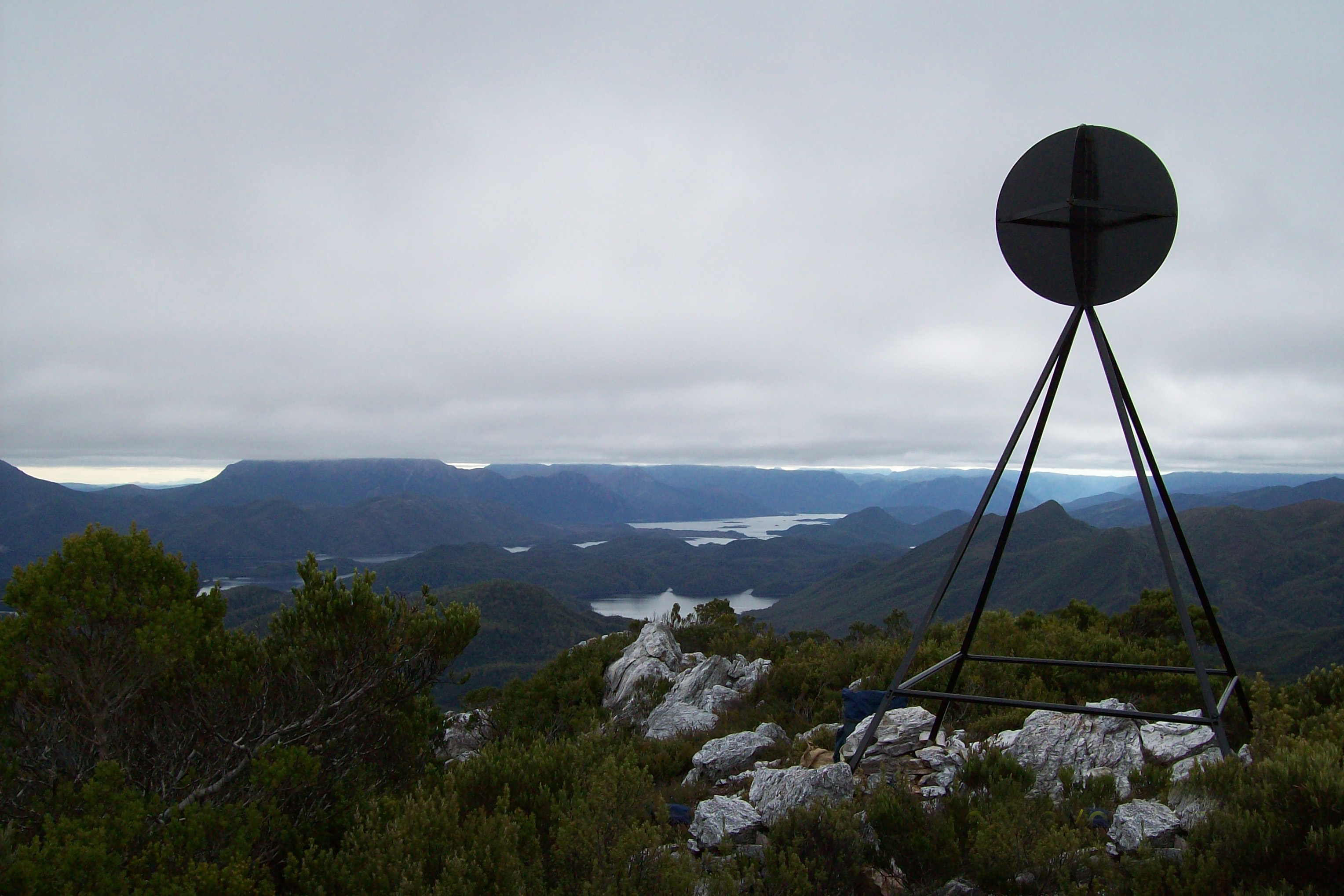 Image of Trig Station Beacon