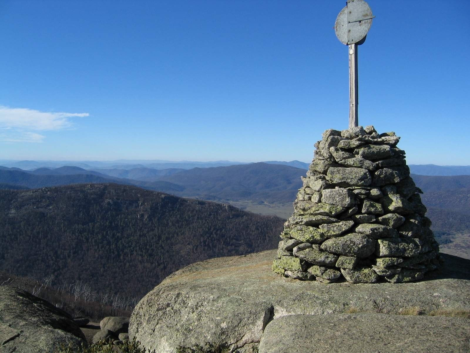 Trig Station Beacon