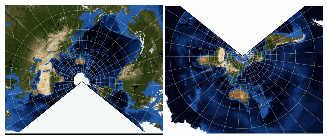 Commonly Used Map Projections | Intergovernmental Committee on